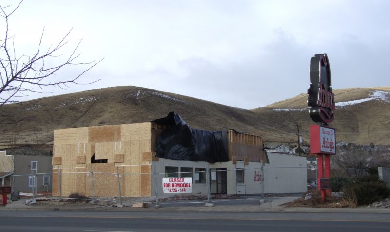 Arby's Construction (Carson)
