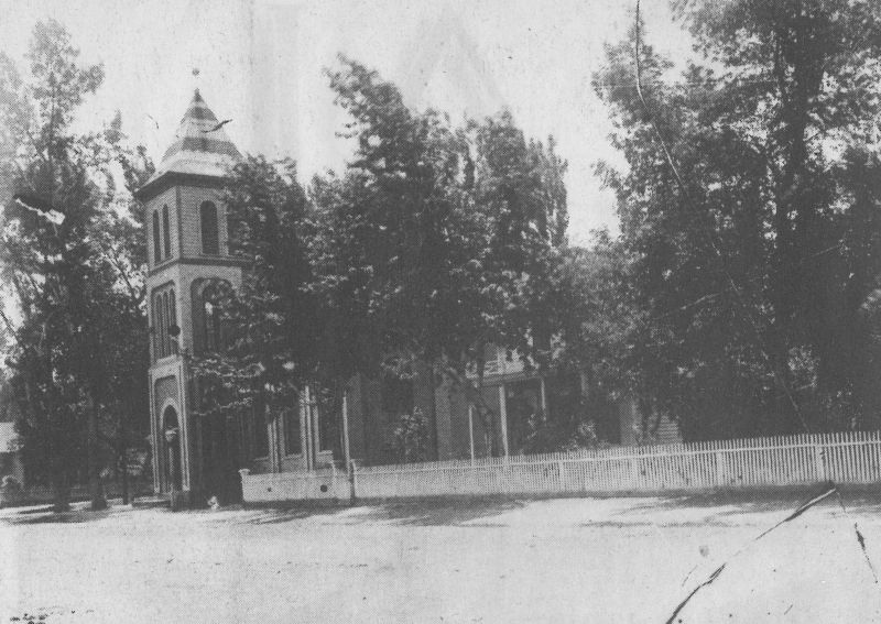 Presbyterian Church in 1899