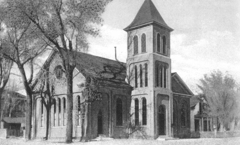 Presbyterian Church in 1905