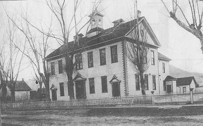 Central School in the 1890s
