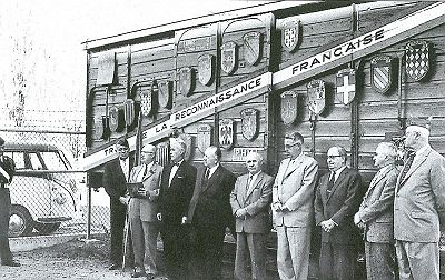 The Merci Train