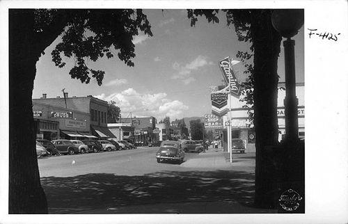 Carson City Nevada 1946