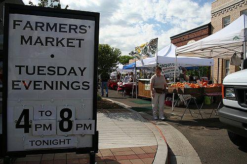 Minden Farmer's Market