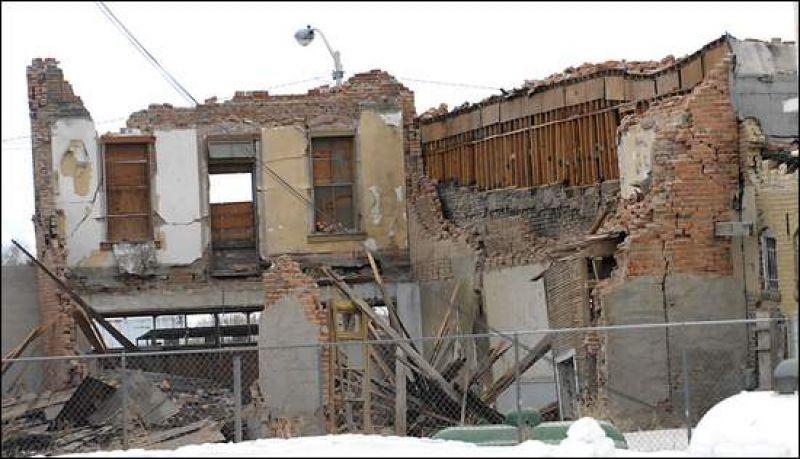 Wells Destruction