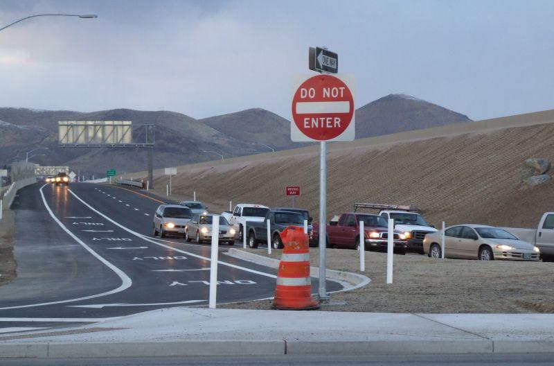Freeway Opening Day